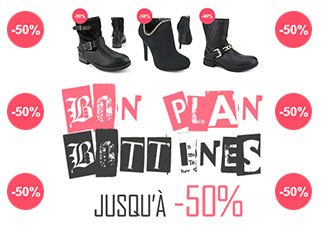 Bottines Promos, Cendriyon