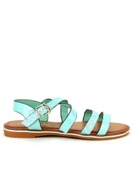 Sandales  Turquoise, Chaussures Femme, Cendriyon