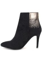 Low Boot Noire EVANA Chic, image 03