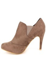 Lows Boots Taupe CREALINE, image 03