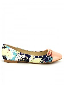 Ballerines  Multicolore, Chaussures Femme, Cendriyon