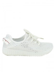 Baskets  Blanc, Chaussures Femme, Cendriyon