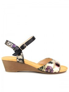 Sandales  Multicolore, Chaussures Femme, Cendriyon