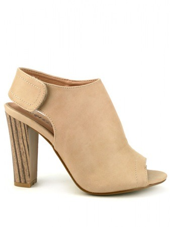 Low Boots Beige OPHELIA