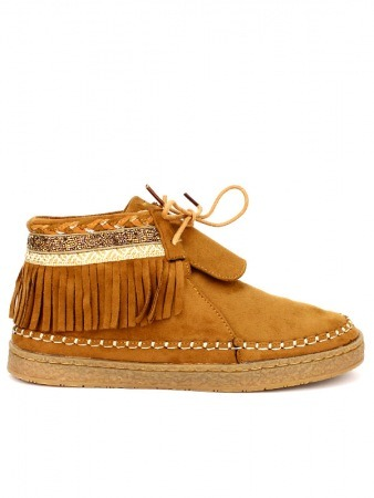 Boots façon Espadrille WILEDY