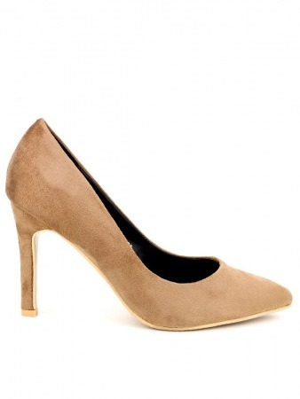 Escarpin Taupe STEPHAN Mode