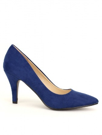 Escarpin Color Blue LAUREA