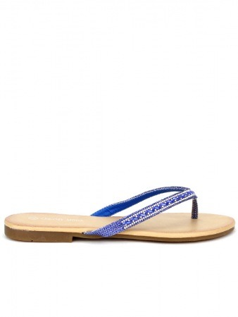 Tongs Blues CREAMY MODA